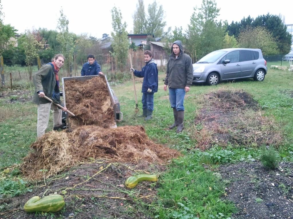 Op ration fumier 2011 appellation origine - Le fumier de cheval est il bon pour le jardin ...