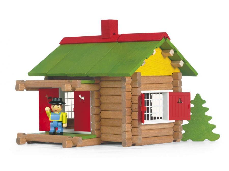 La cabane au fond du jardin, acte 1