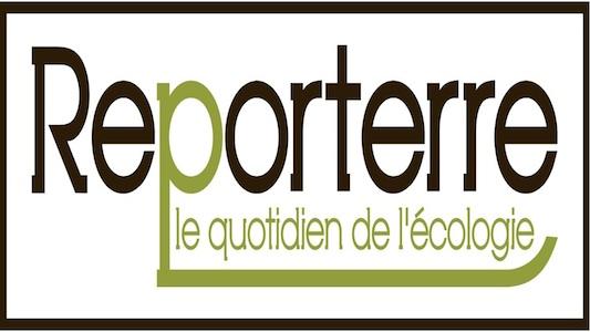 """Reporterre nous """"in terre view"""" !"""